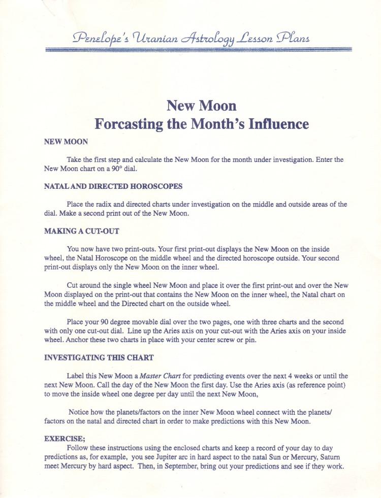 uranian astrology predictions
