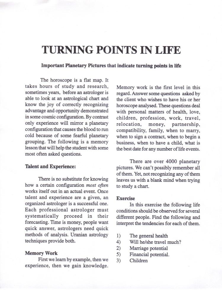 Lesson-TuringPointsInLife
